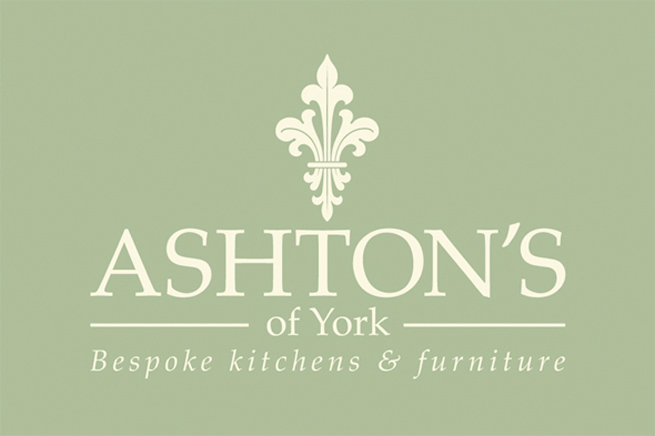 Logo we produced for Ashton's of York
