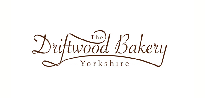 Corporate Identity we designed for The Driftwood Bakery