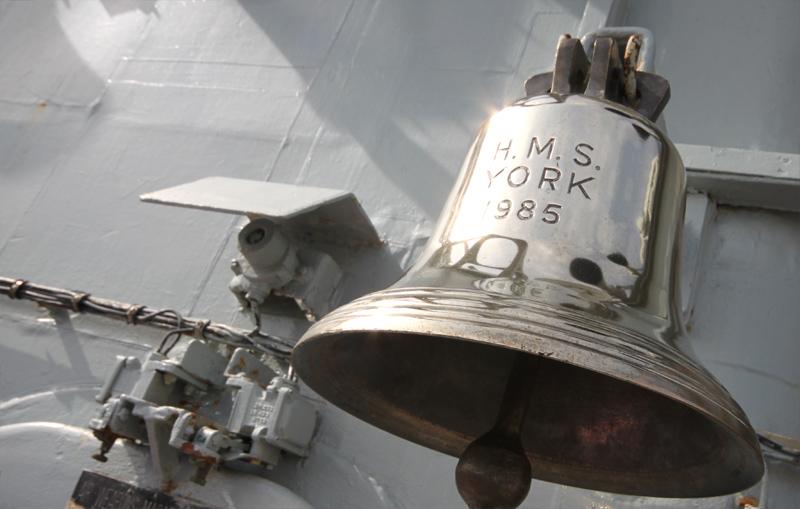 10-HMS_York_Bell