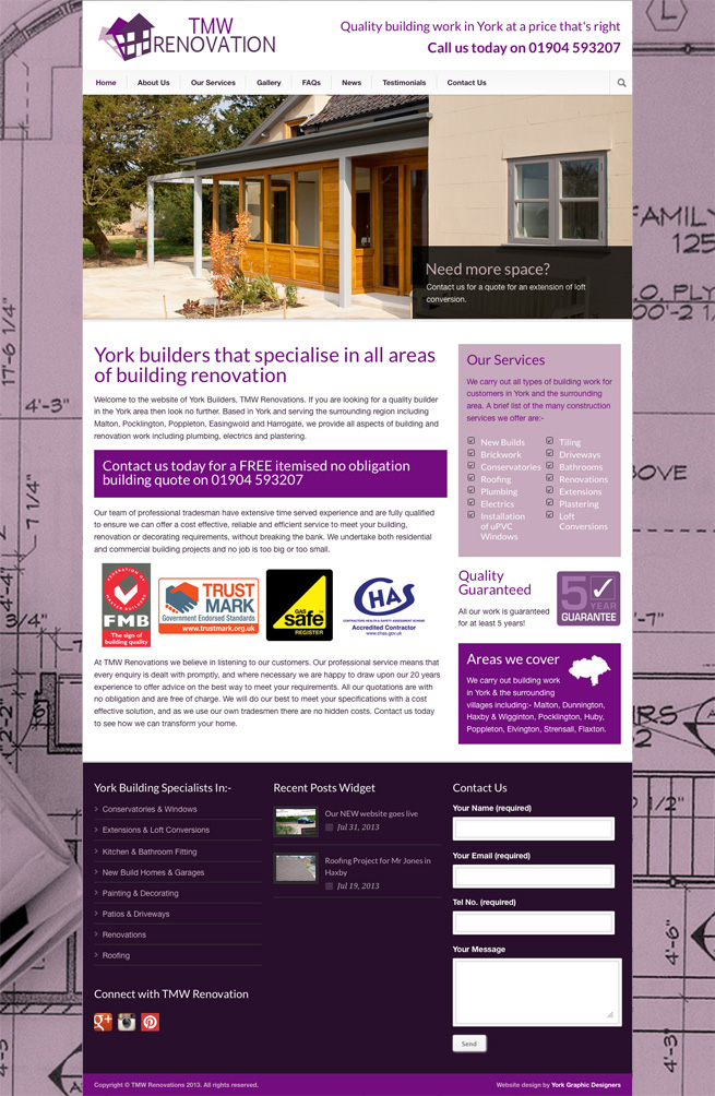 TMW_renovation_website