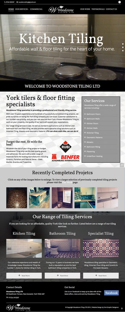 tiling website