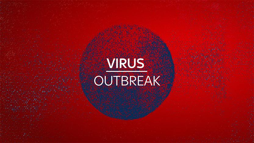 SKY News Coronavirus Logo