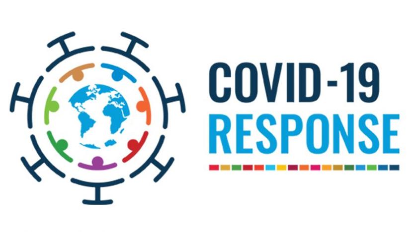 UN COVID-19 logo